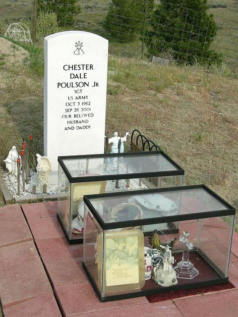 Chester Dale Poulson, Jr