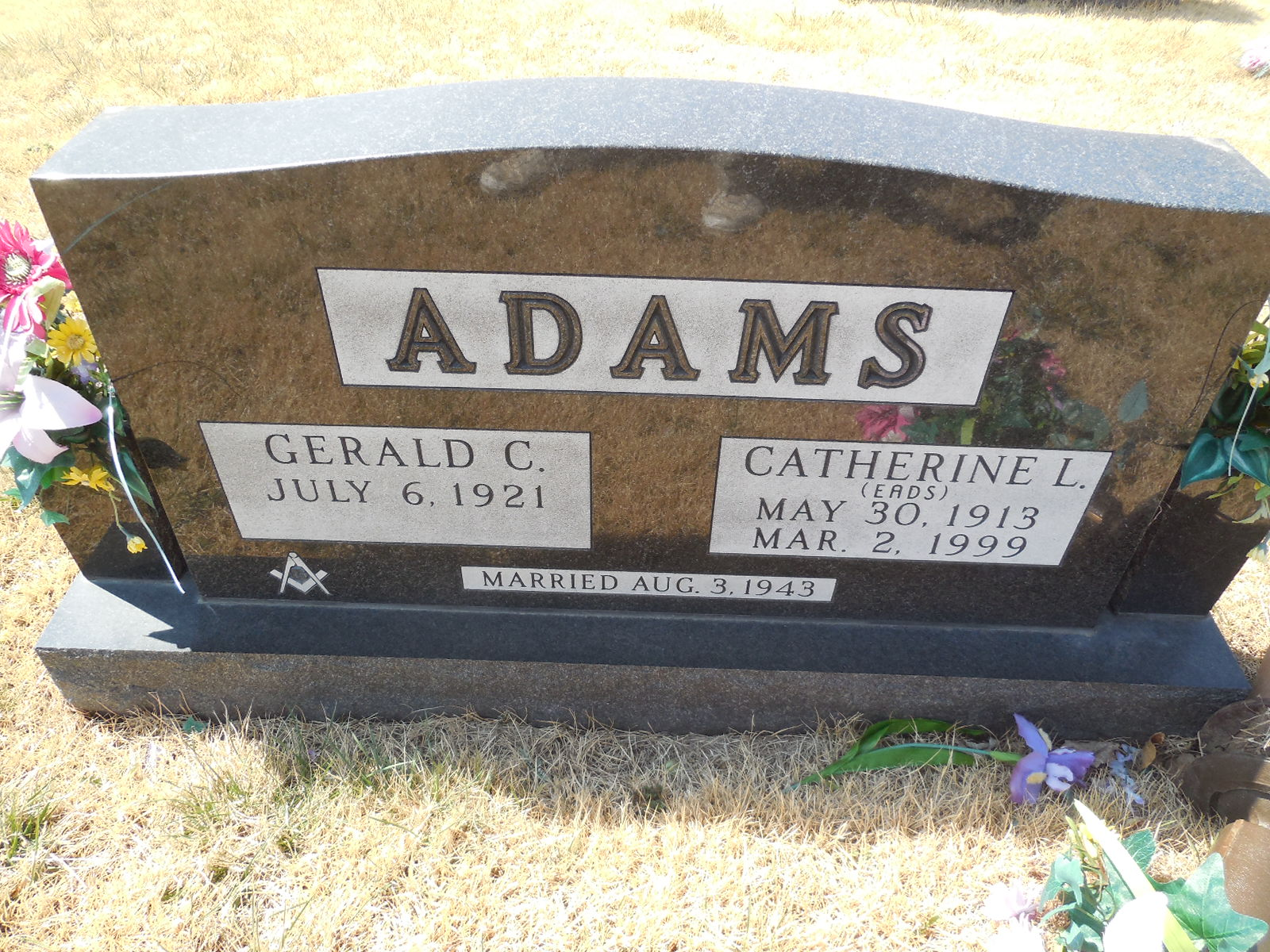 Catherine Lorene <i>Eads</i> Adams