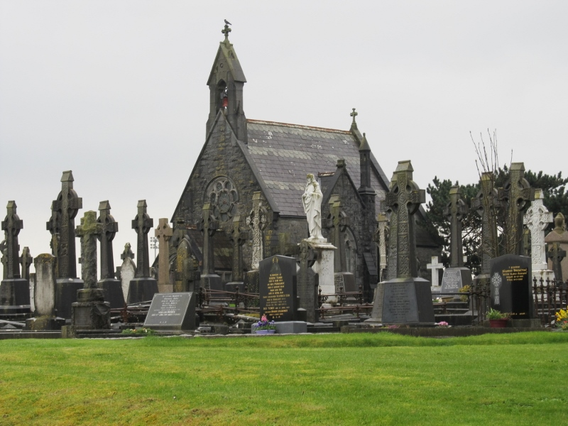 GALWAY (BOHERMORE) NEW CEMETERY