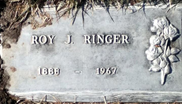 Roy Jay Ringer