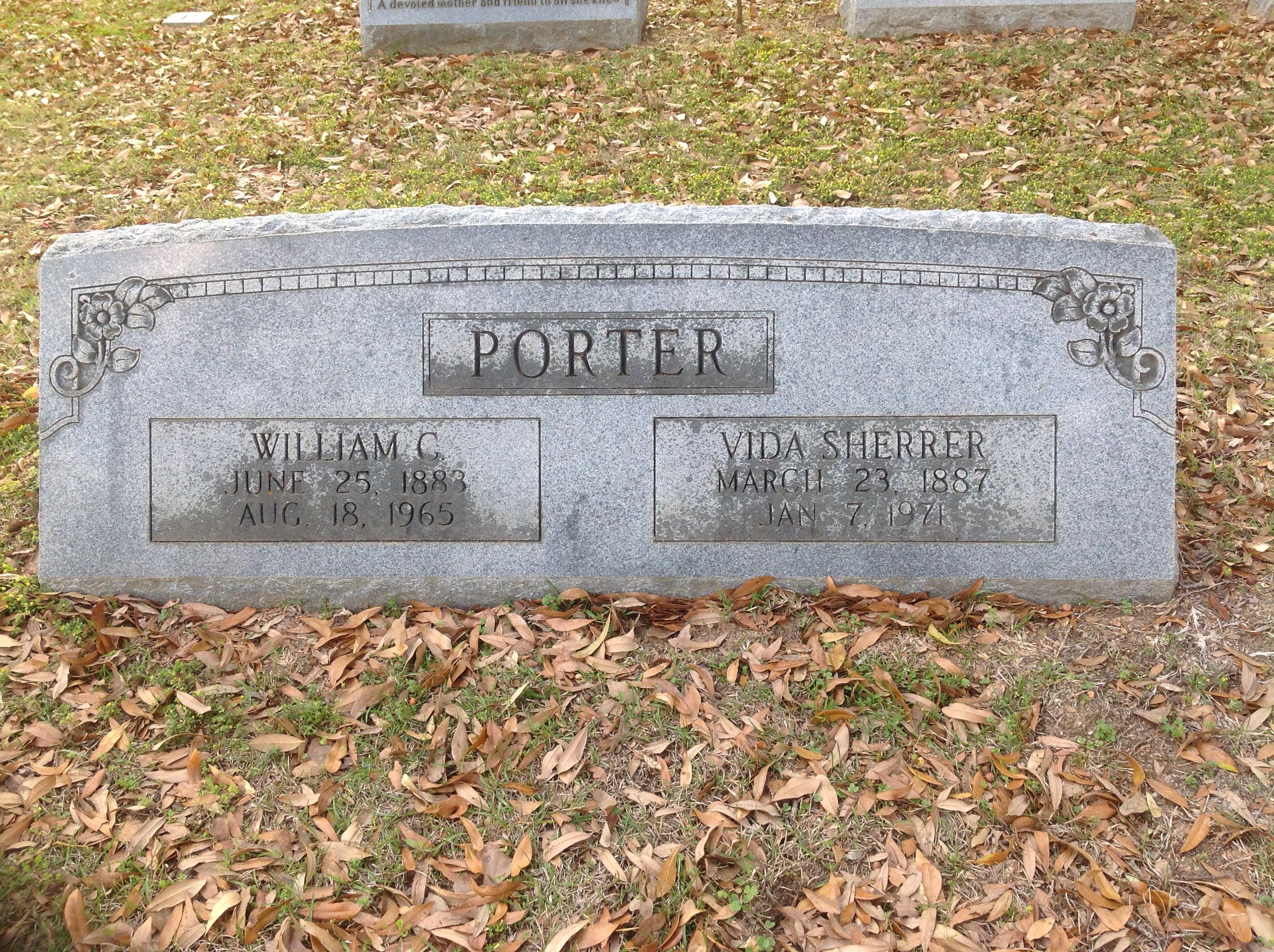 William Carothers Porter