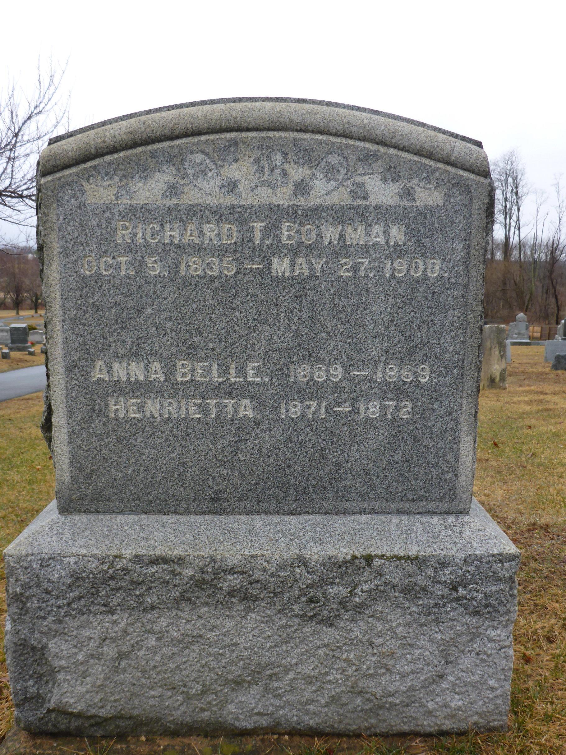 Richard T. Bowman