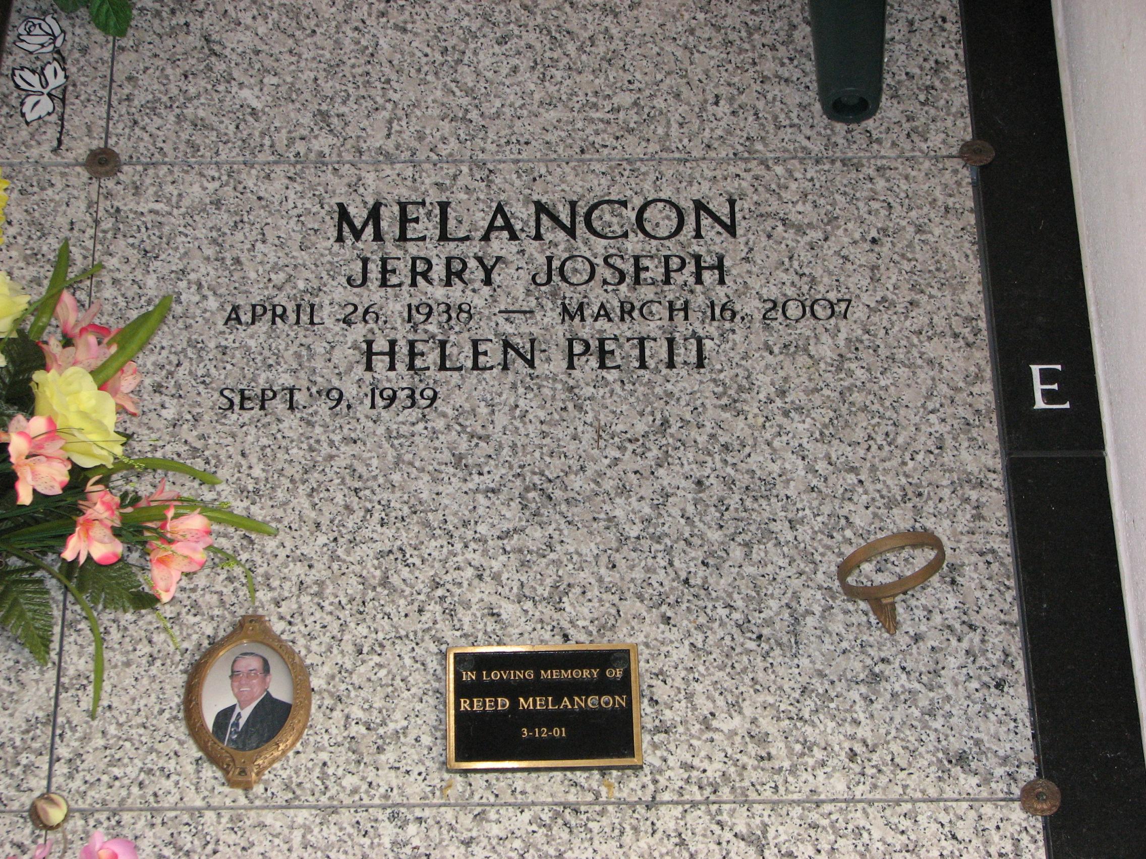 Jerry Joseph Melancon Find A Grave Memorial