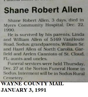 Shane Robert Allen