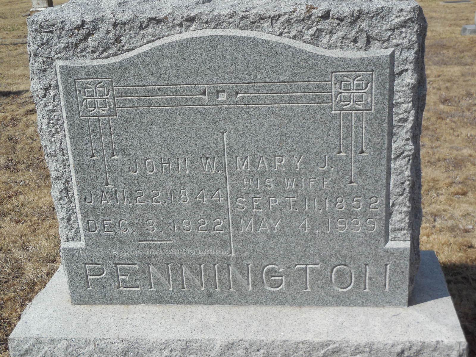 John William Pennington