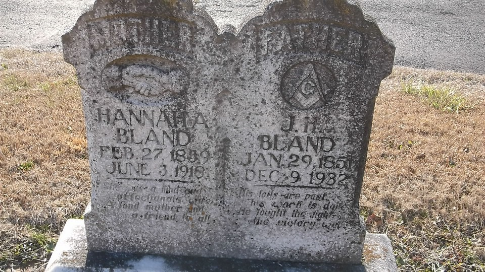 J H Bland