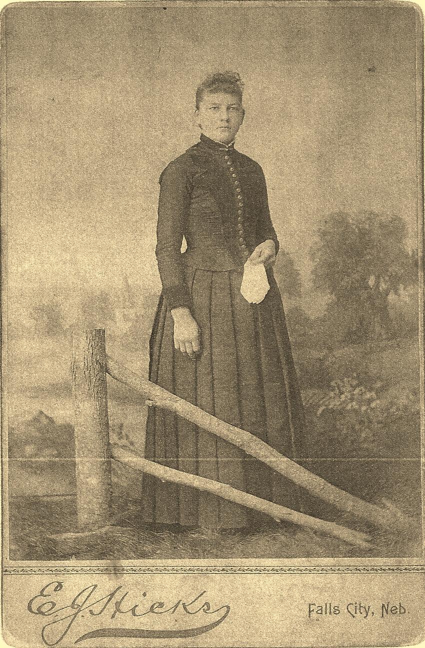 Louisa Sophia <i>Bauer</i> Falsken