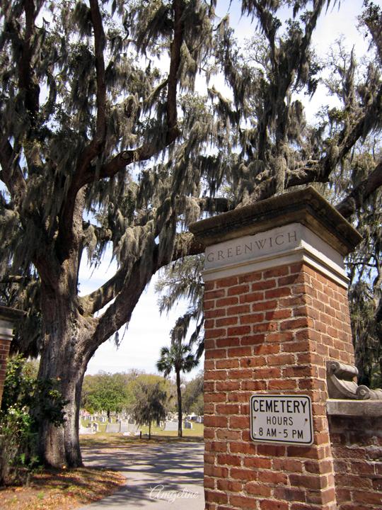 Greenwich Cemetery