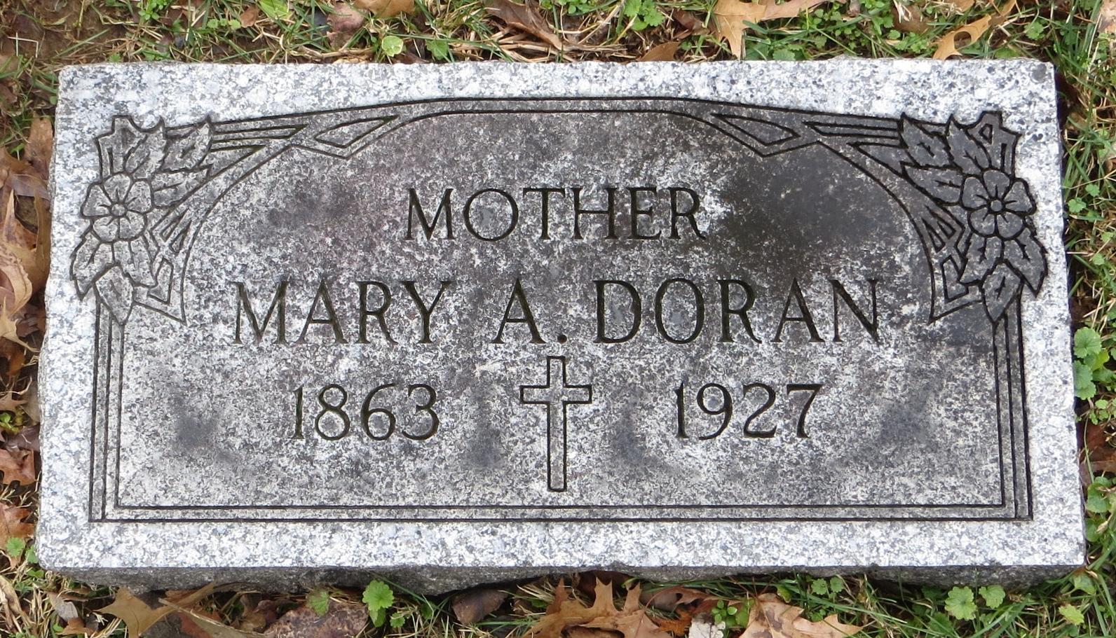 Mary A Doran