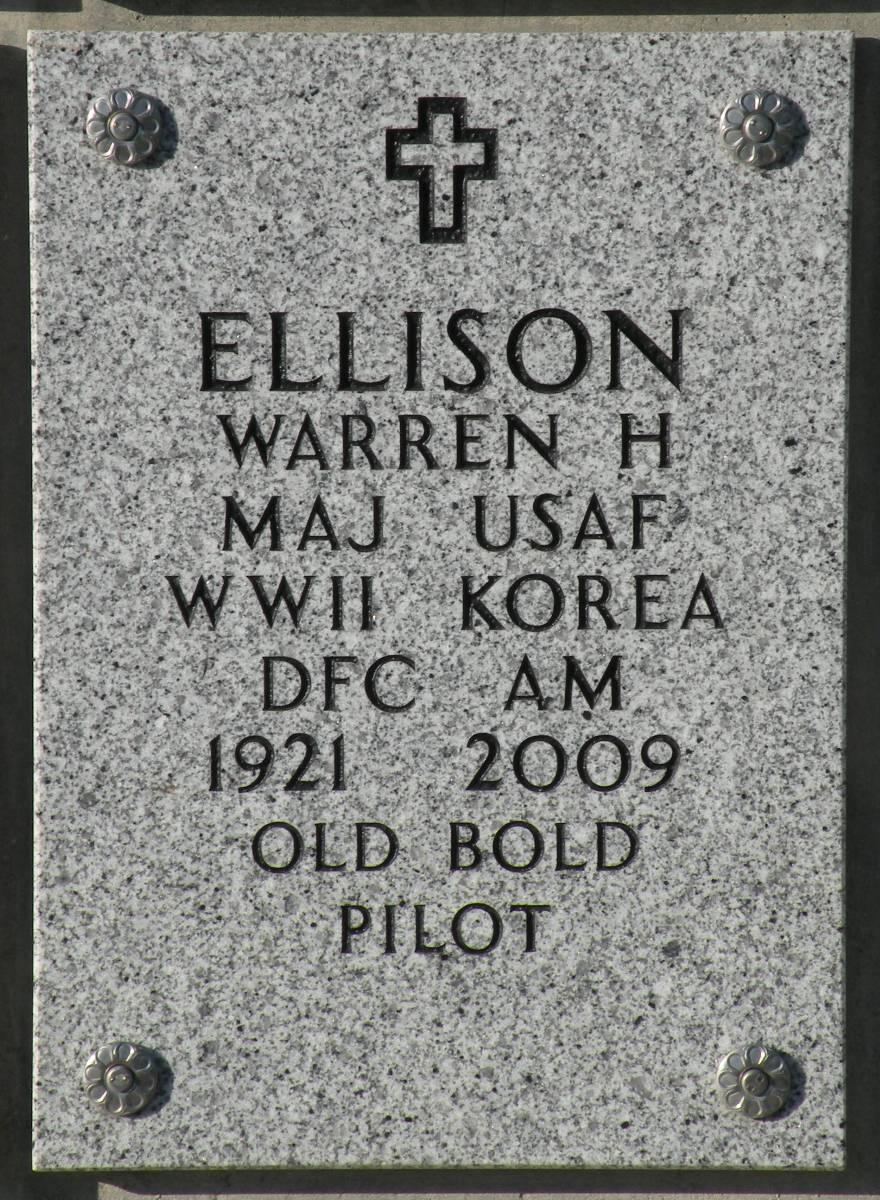 Warren H. Ellison