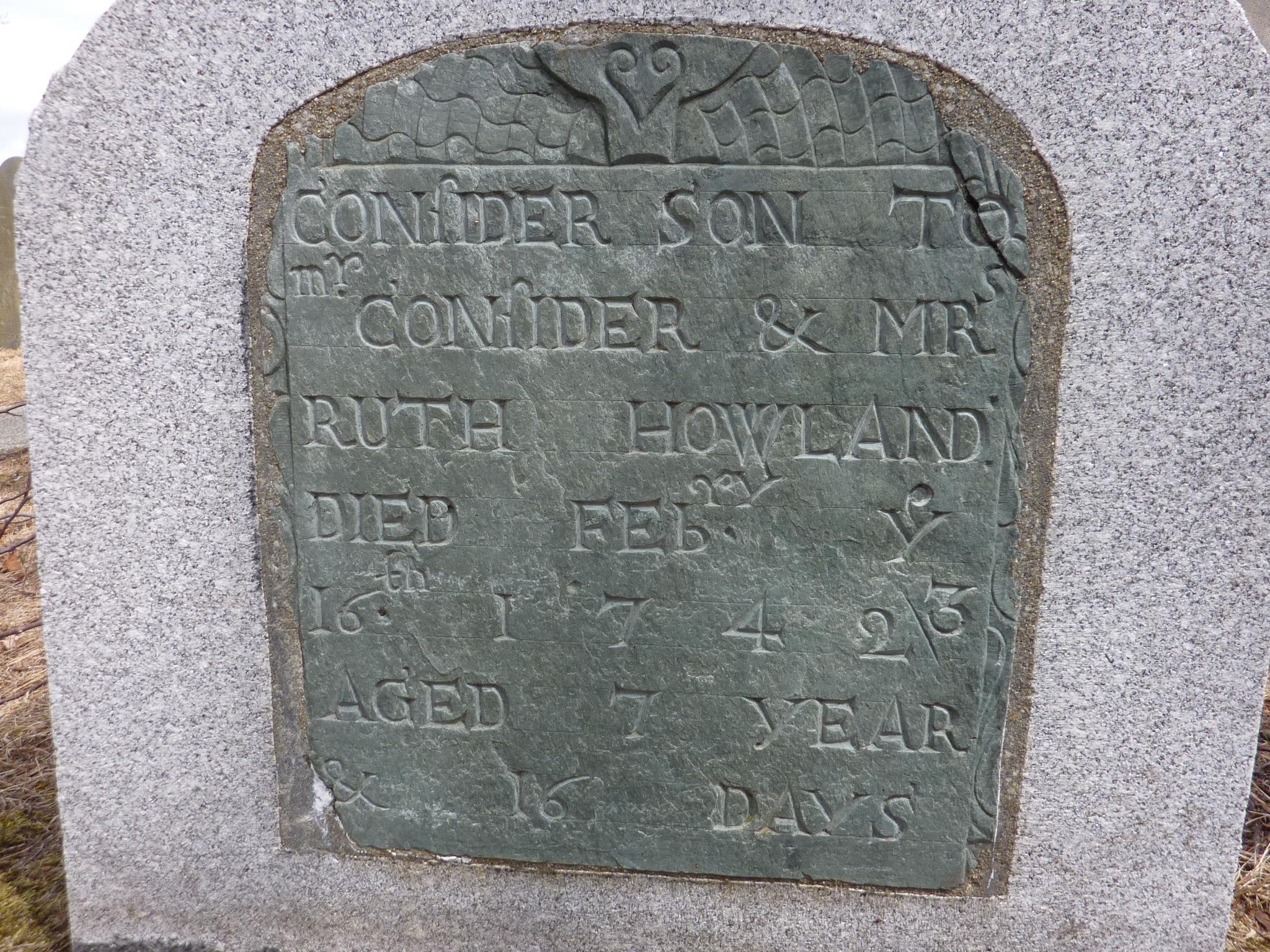 Consider Howland