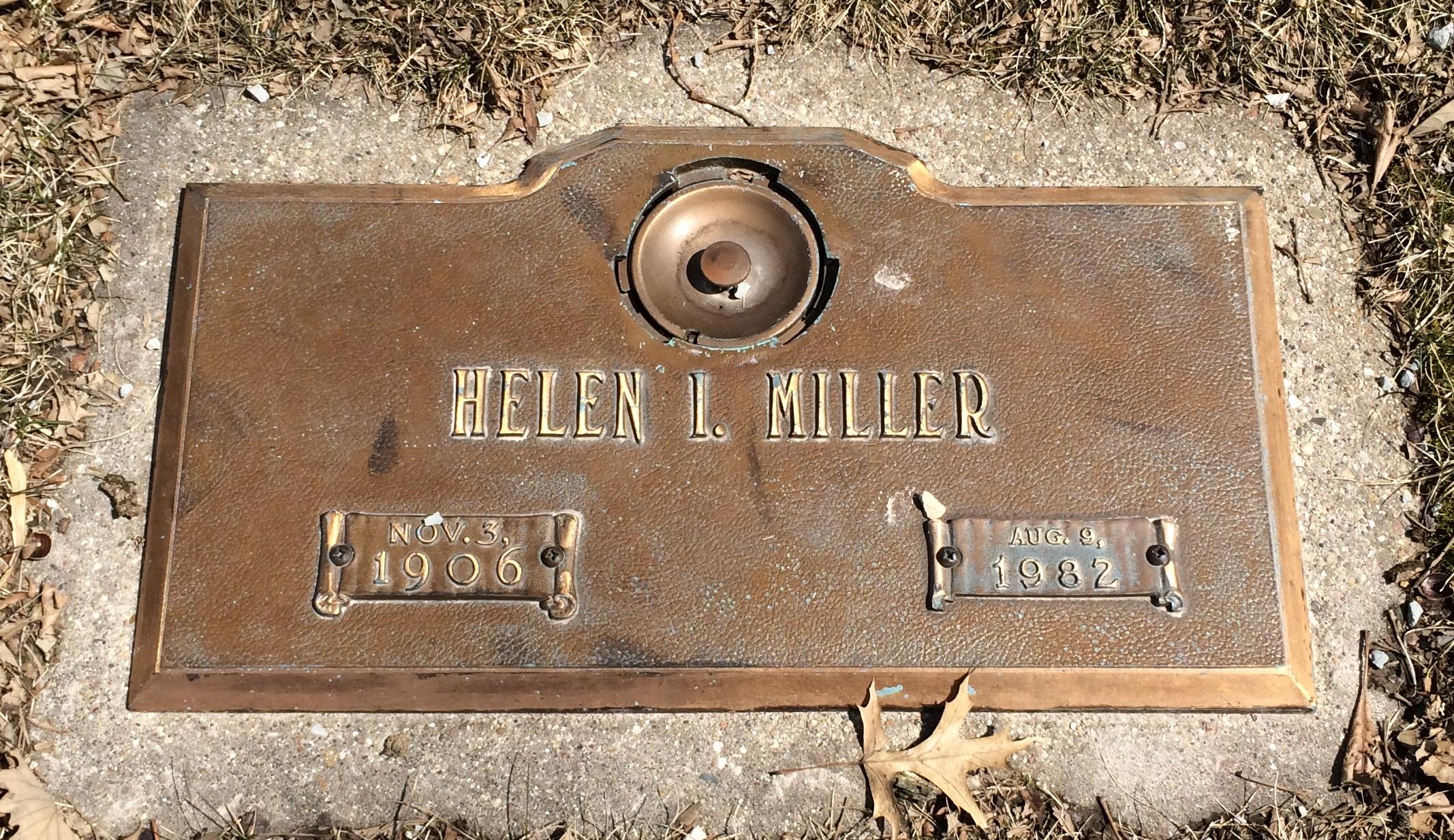 Helen I. Miller
