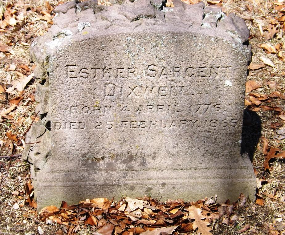 Esther <i>Sargent</i> Dixwell