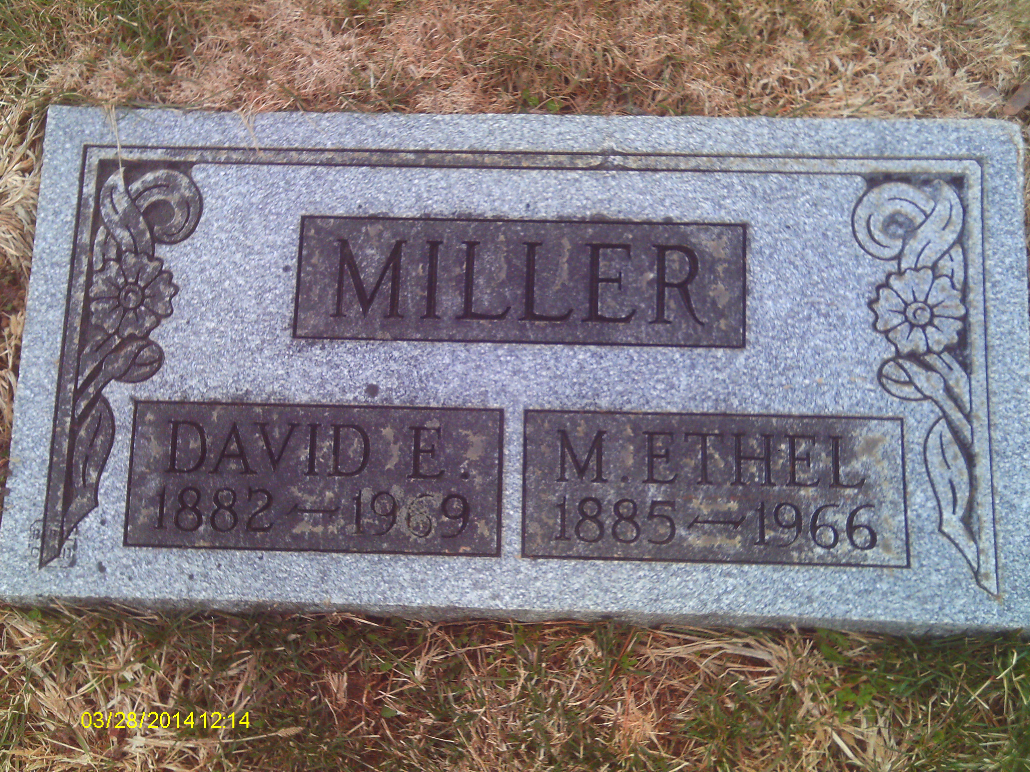 Mary Ethel Miller