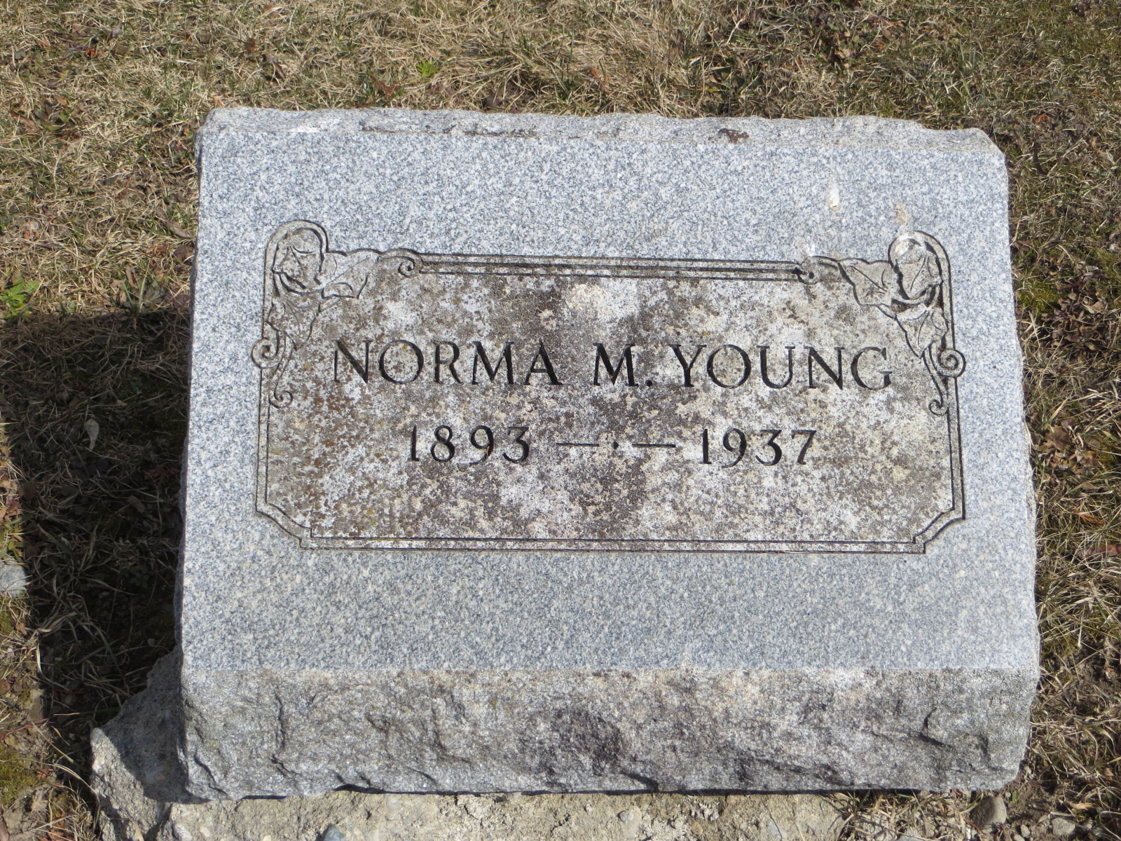 Norma Marie <i>Rahal</i> Young