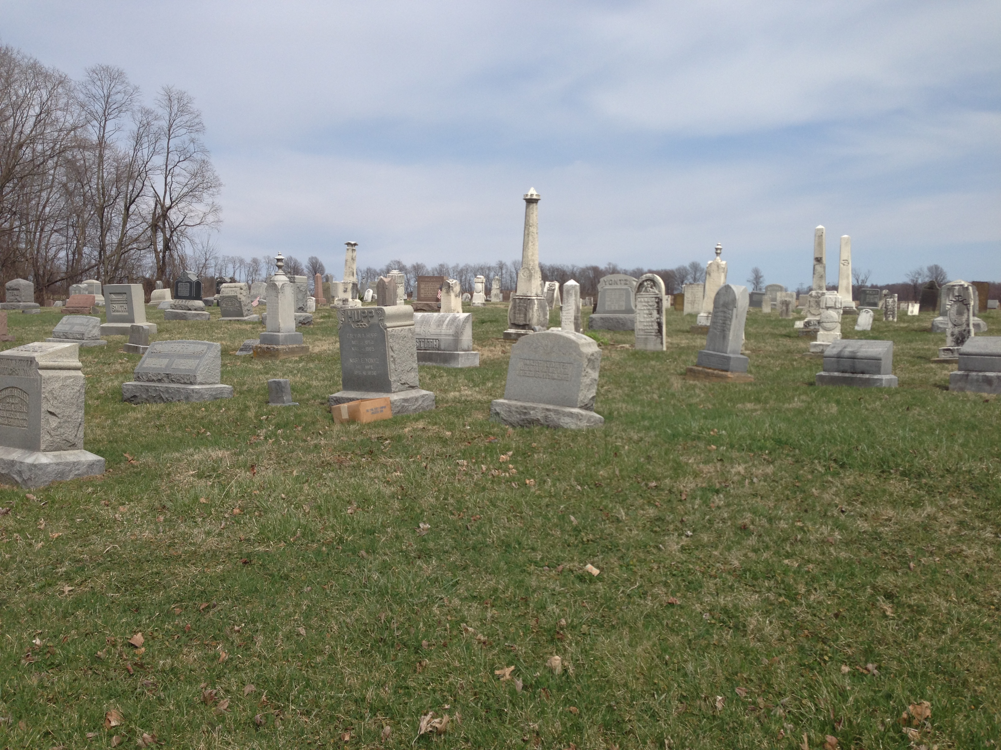 New Salem Methodist-Protestant Cemetery