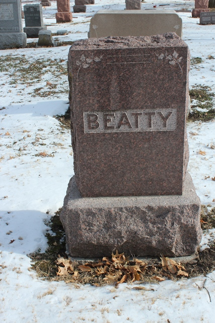 Nellie B. Beatty