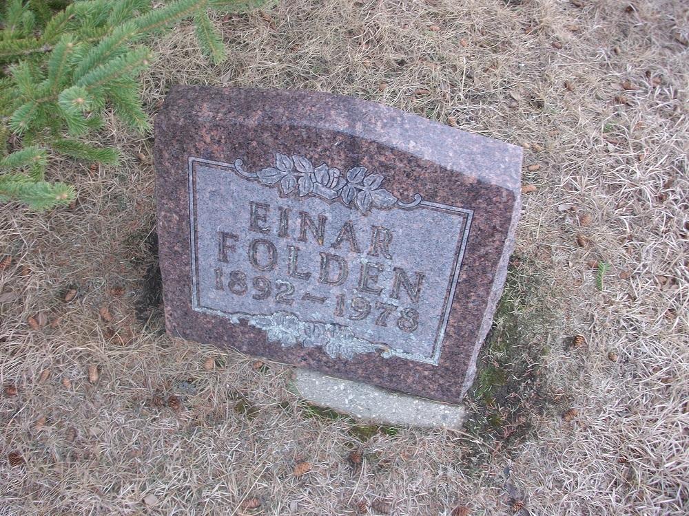 Einar Folden
