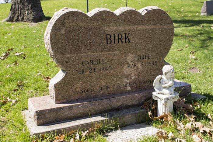 Carole <i>Birk</i> Blankenship