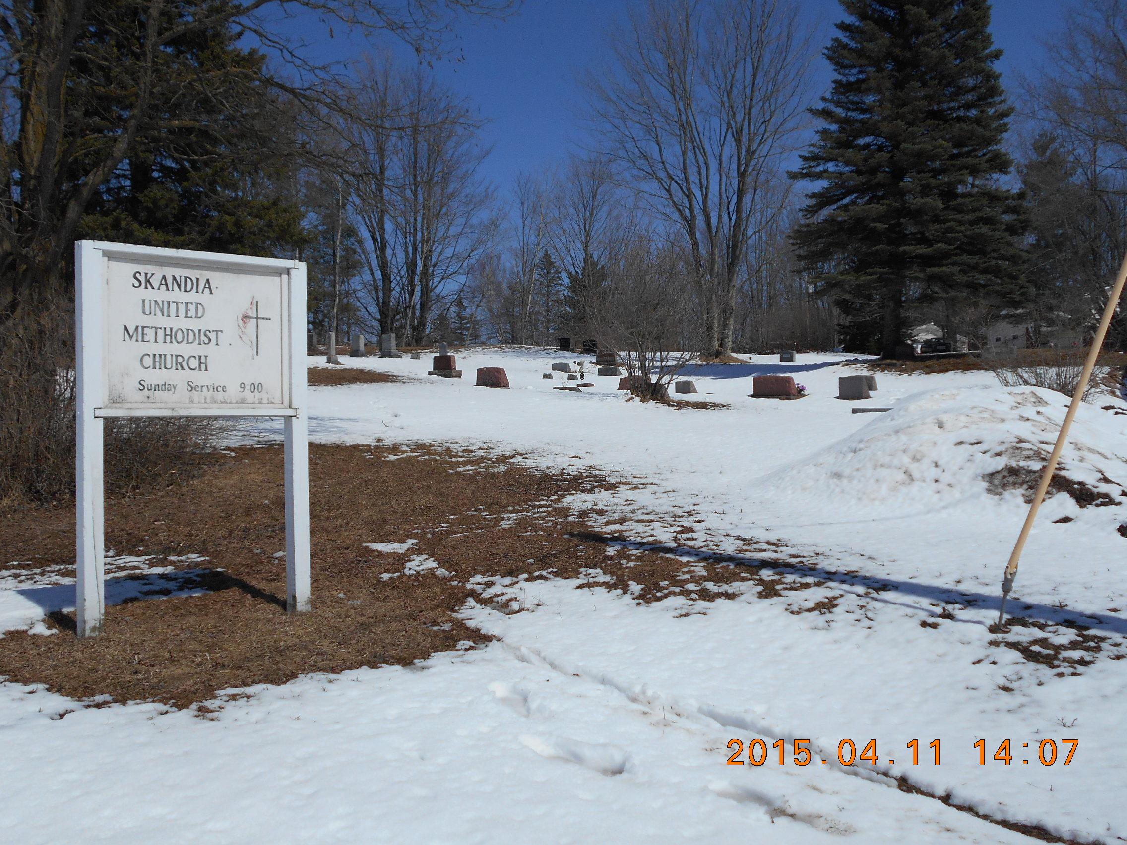 United Methodist Church Cemetery