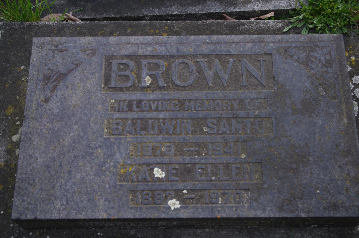 Katie Ellen <i>Gray</i> Brown