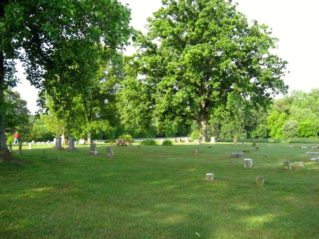 Bethany United Methodist Church Cemetery