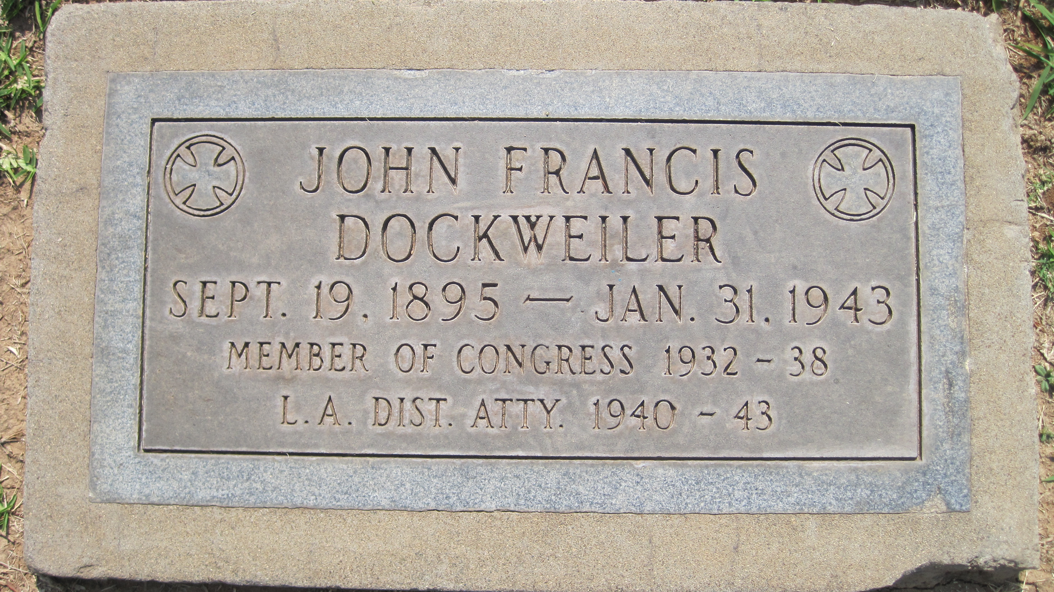 John Francis Dockweiler