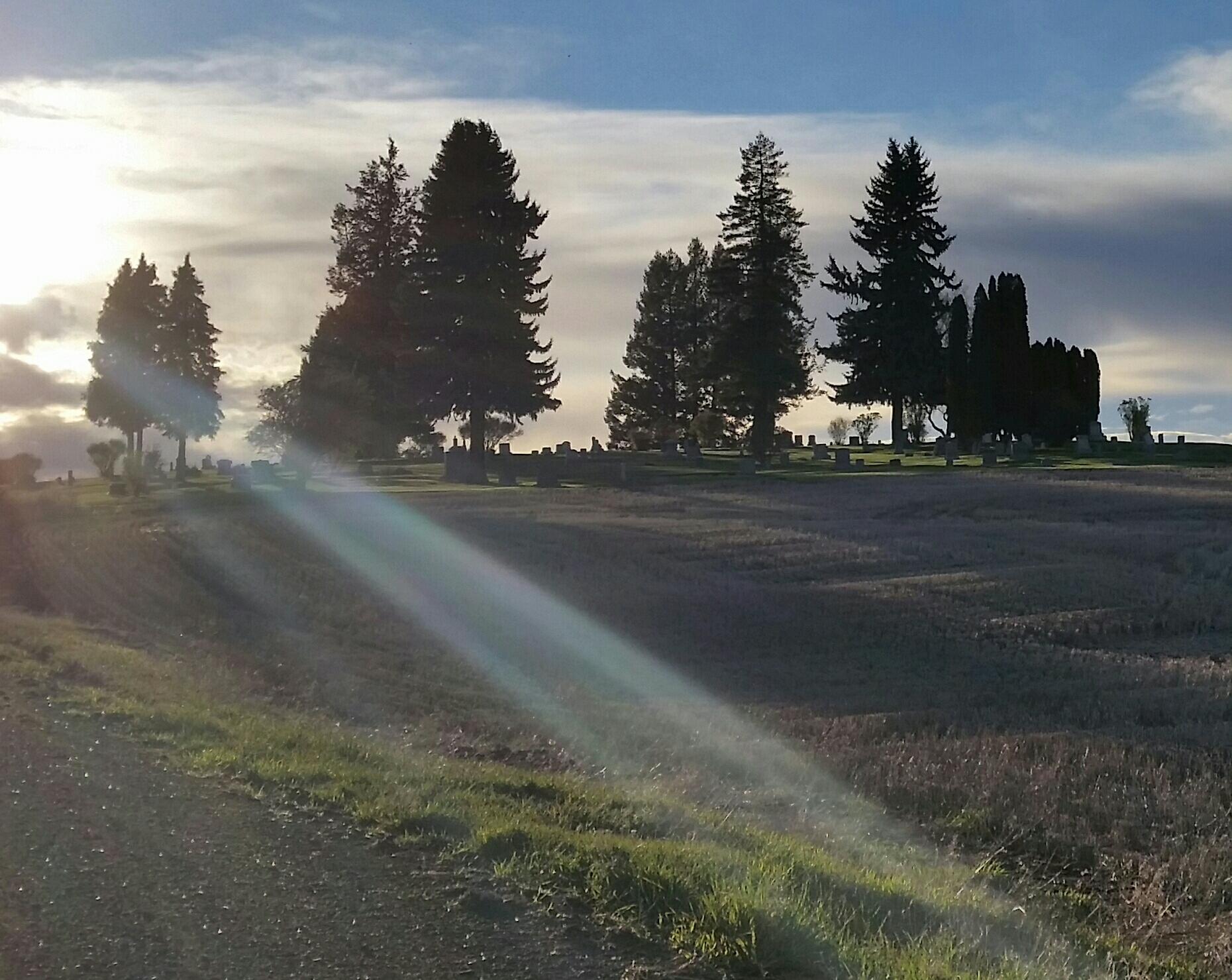 Spangle Cemetery
