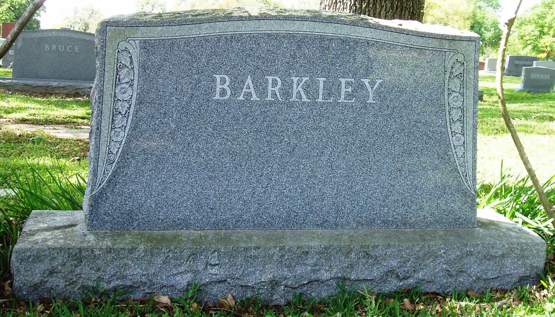 Charlotte Woodmancy <i>Brown</i> Barkley