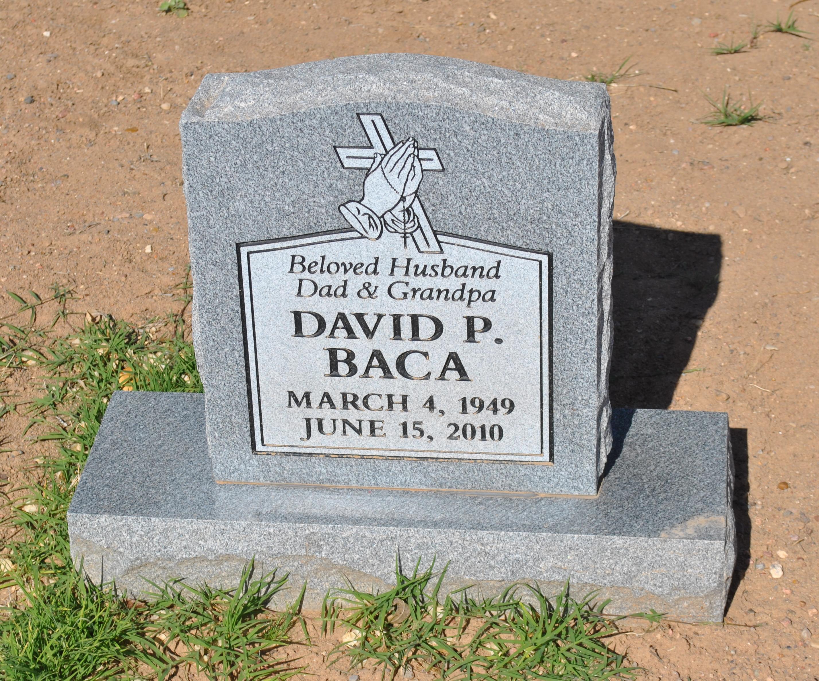 David Paul Baca
