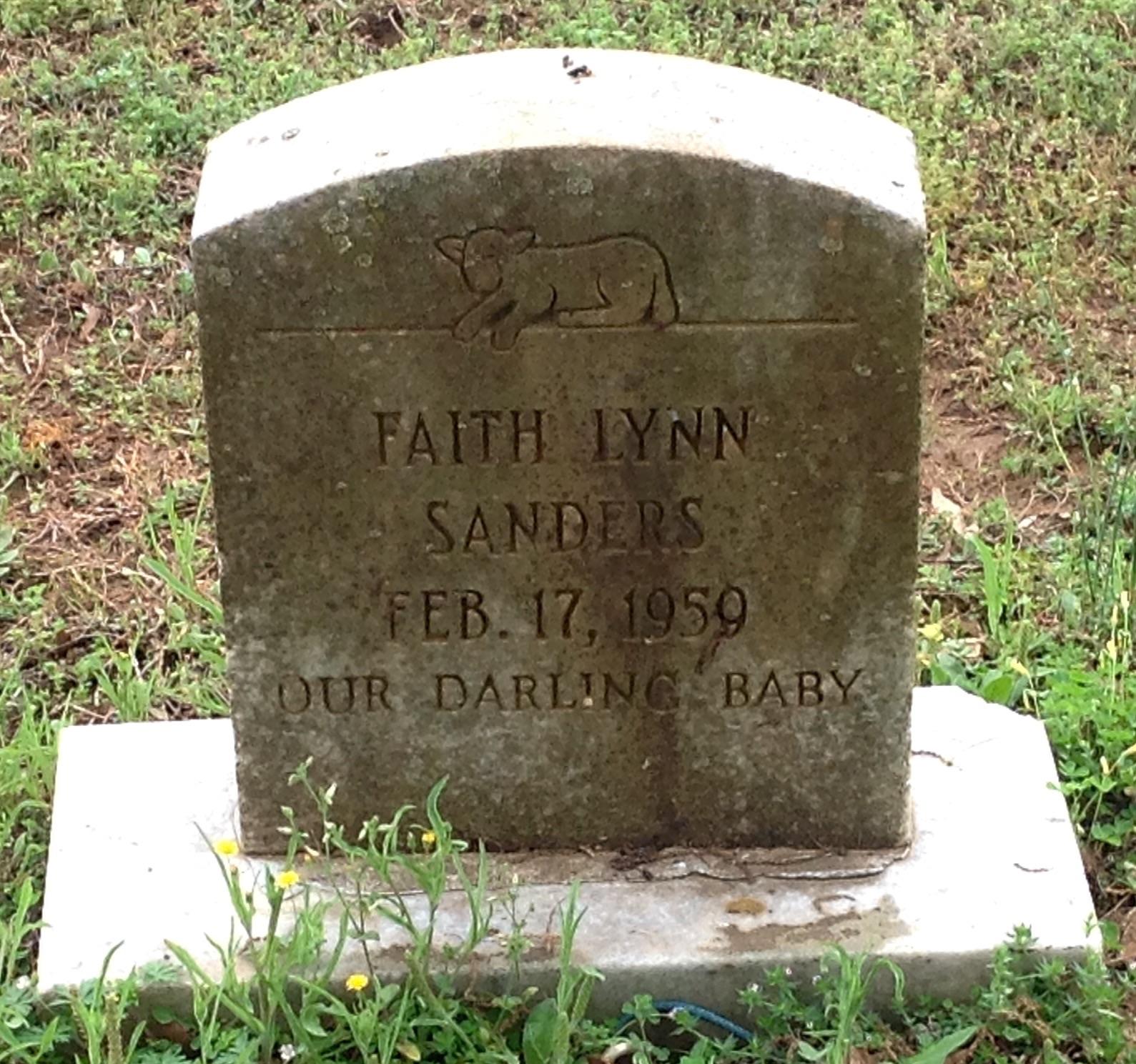 Faith Lynn Sanders