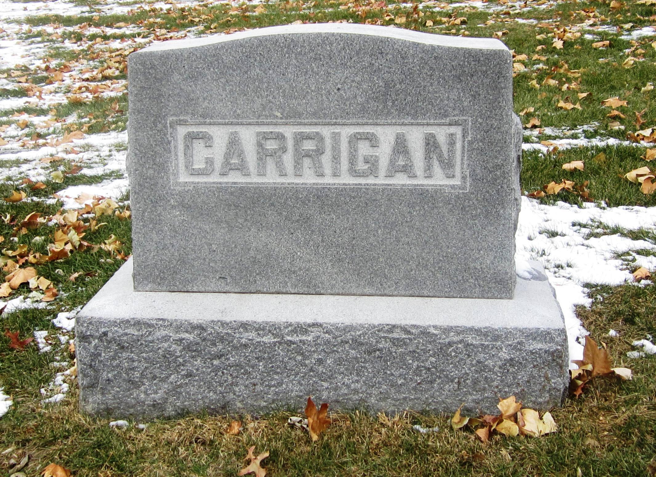 Edmond Bernard Carrigan