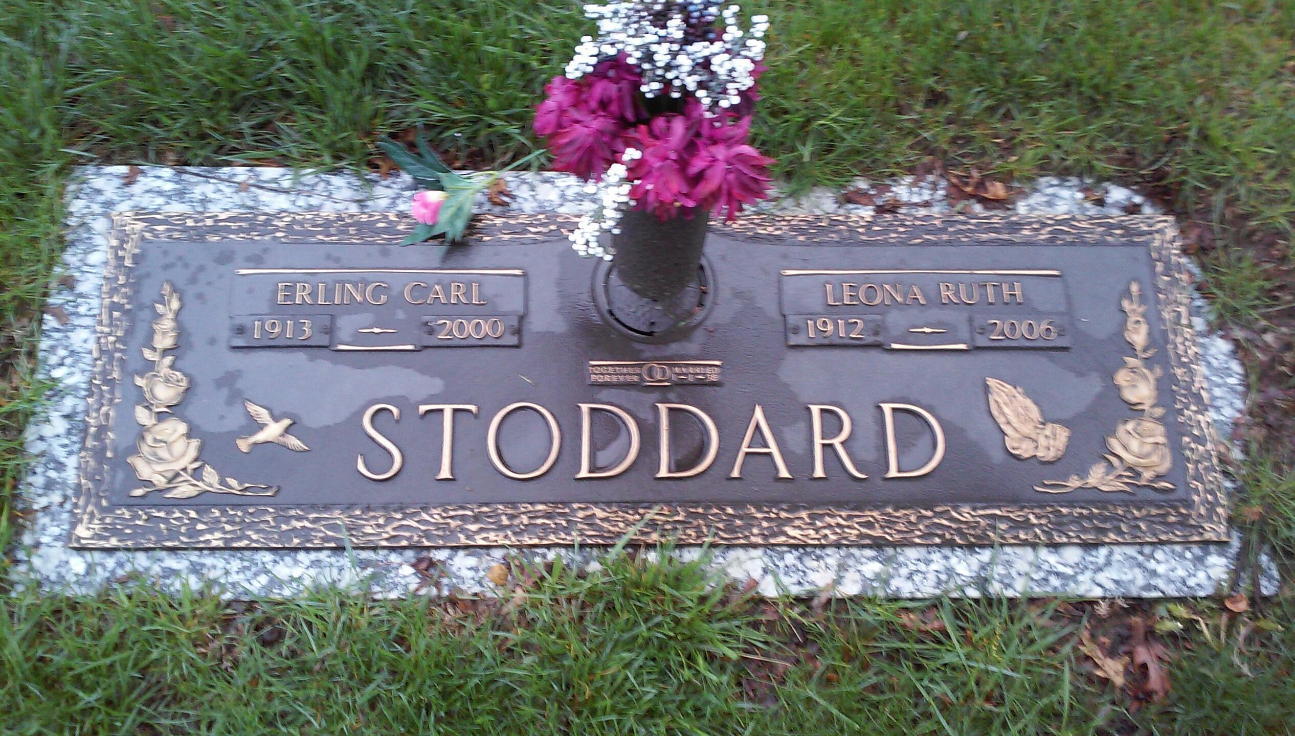 Leona R. Stoddard
