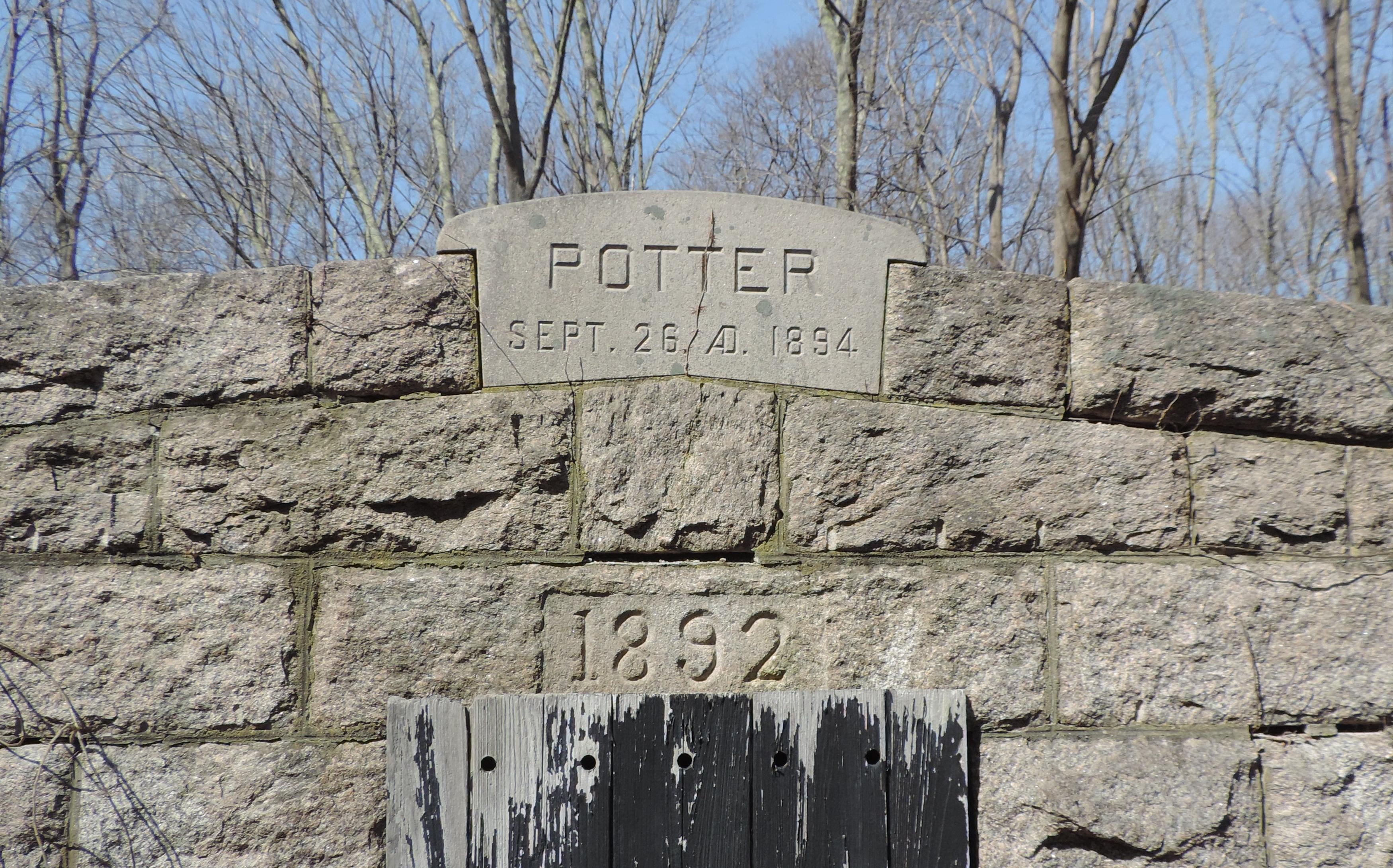 Elisha Reynolds Potter, Jr