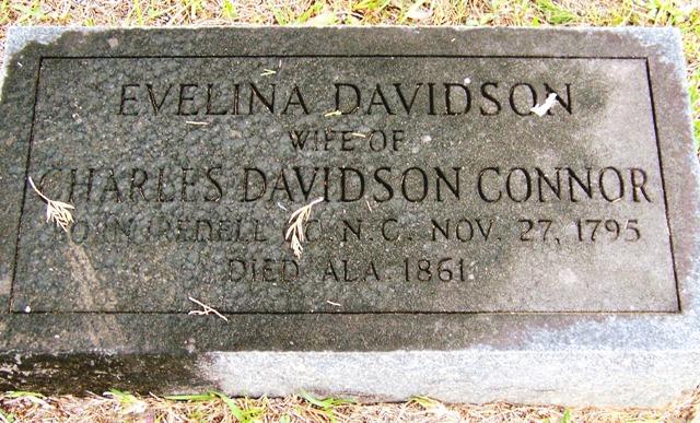 Evelina <i>Davidson</i> Connor