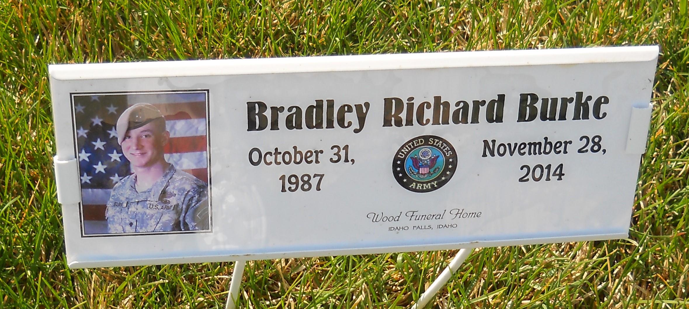 Sgt Bradley Richard Burke (1987-2014) - Find A Grave Memorial