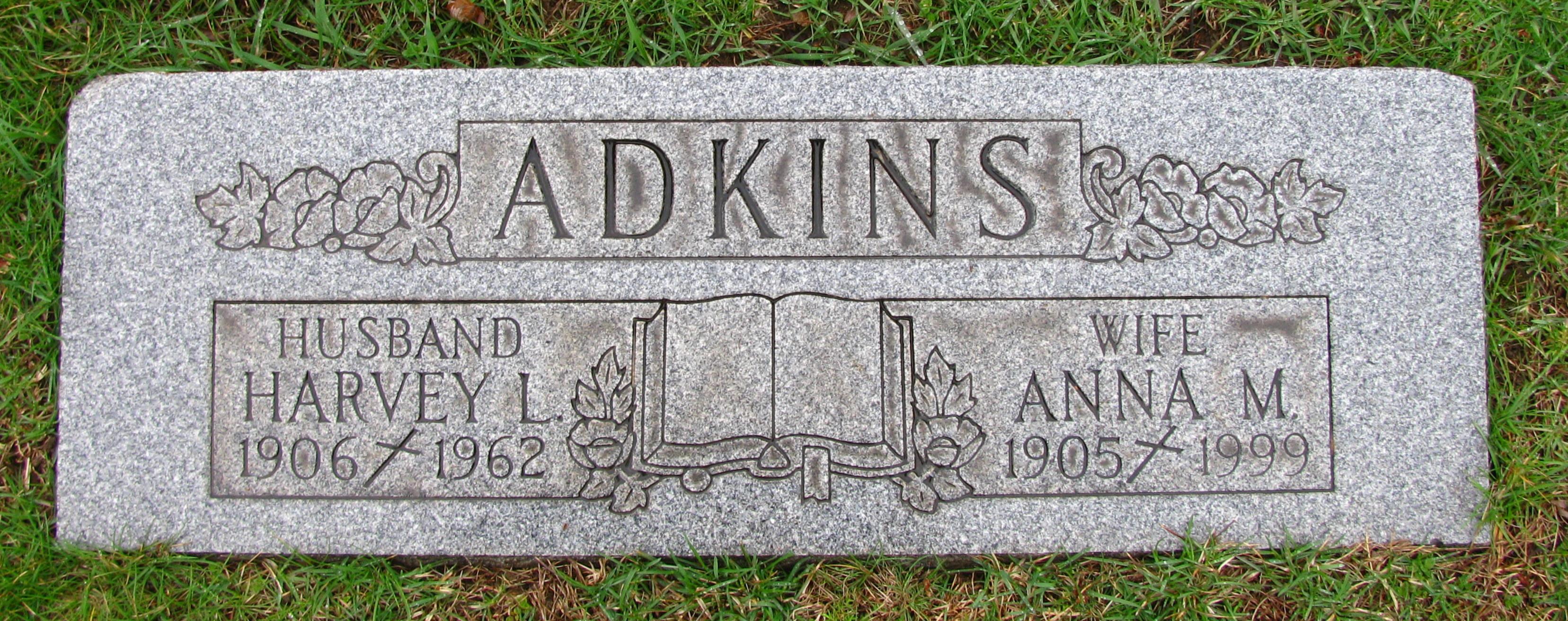 Harvey Lee Adkins