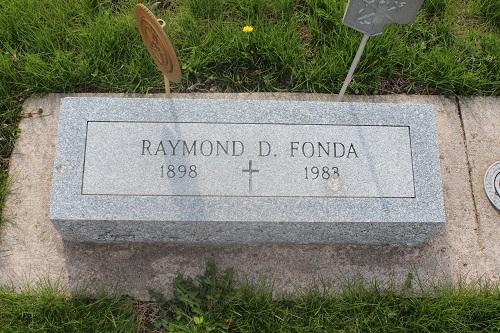 Raymond Dunton Fonda