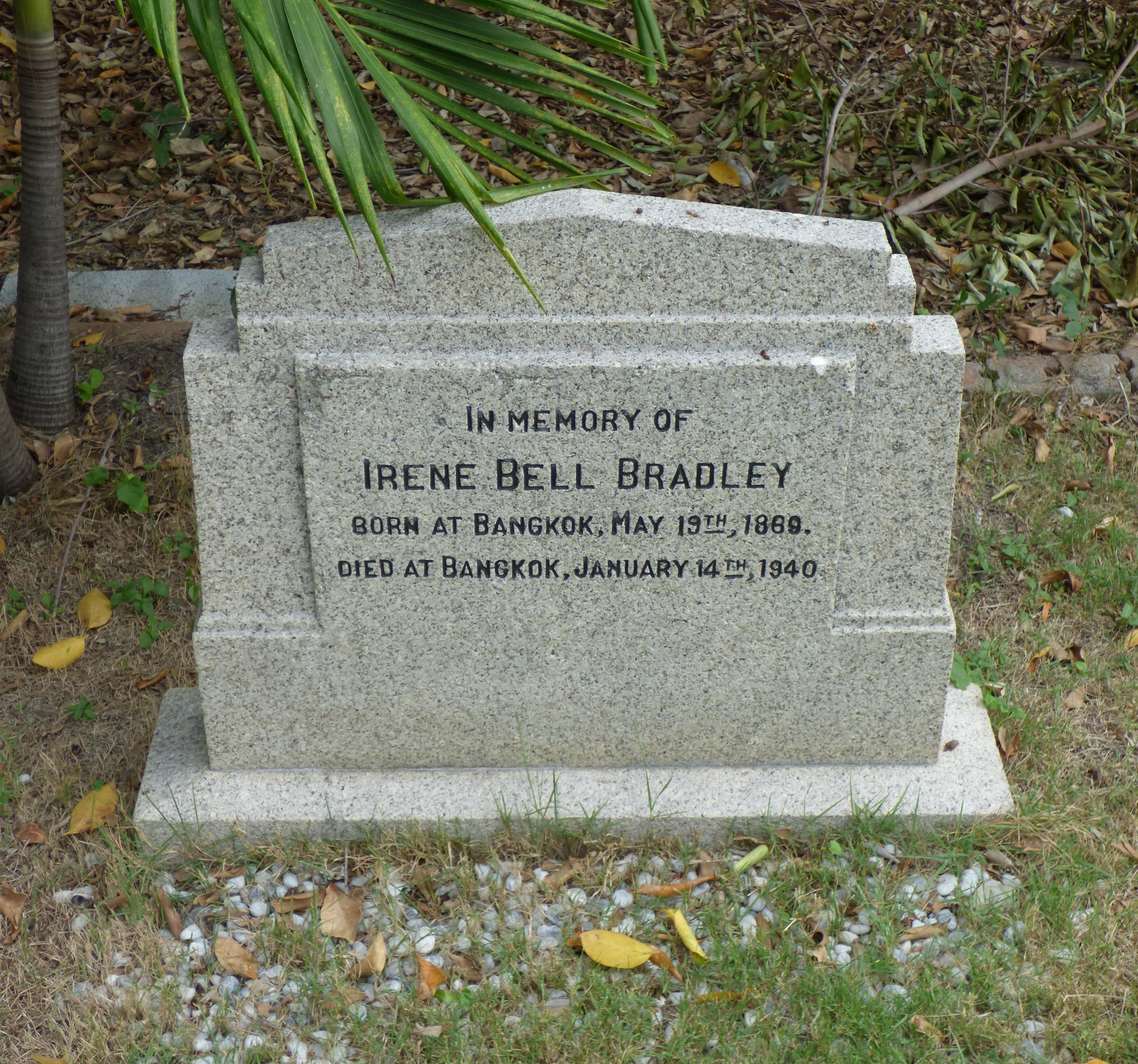 Irene Bell Bradley