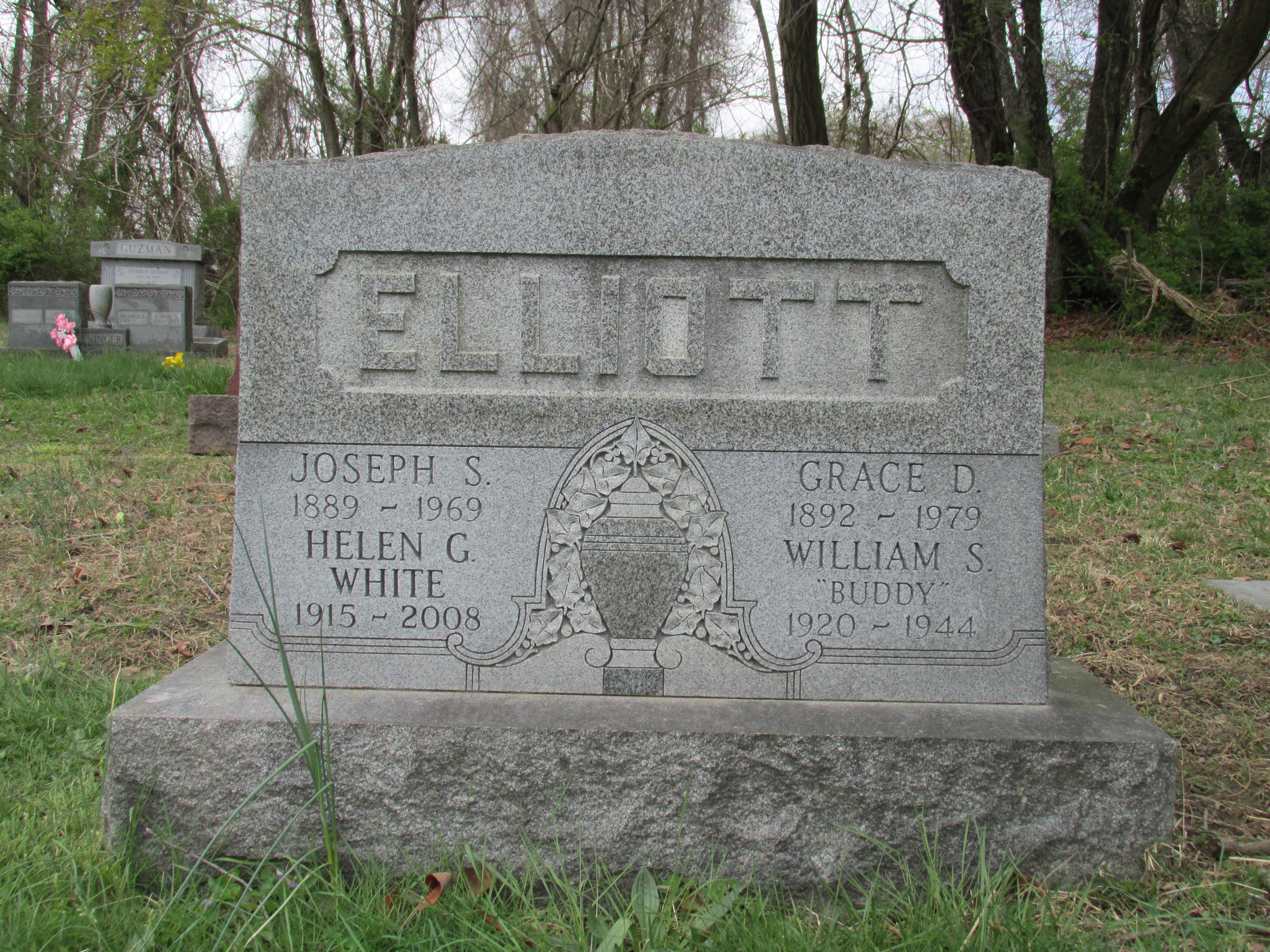 Pvt William S Elliott