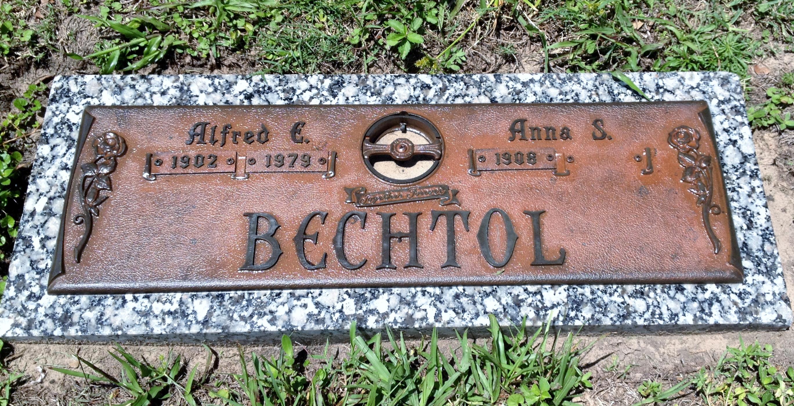 Alfred Evan Bechtol
