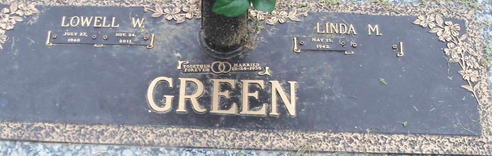 Lowell Woodrow Green