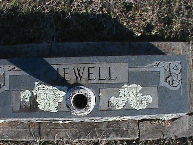 Martha Elizabeth <i>Shelton</i> Jewell