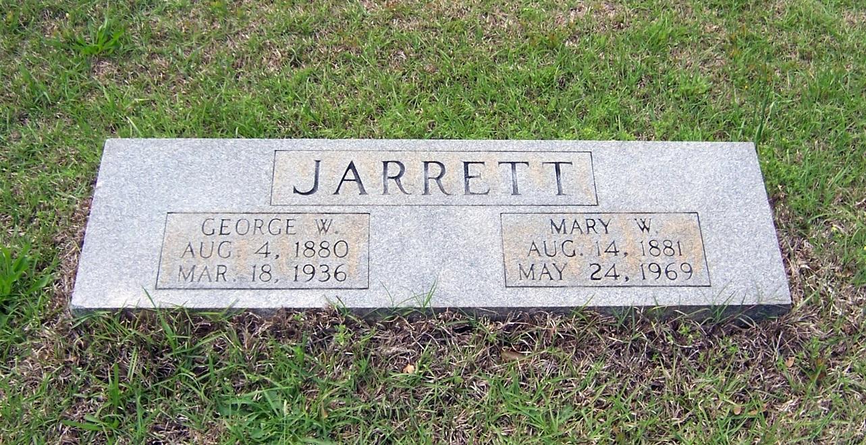 Mary W. Jarrett