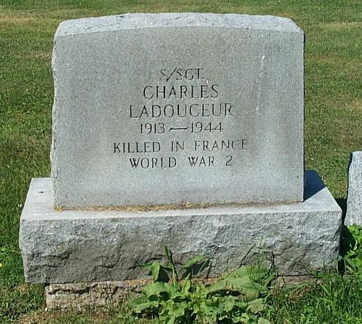 Sgt Charles Ladouceur