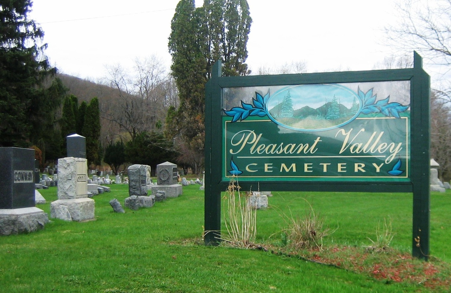 Olean Ny Zip Code Map.Pleasant Valley Cemetery In Olean New York Find A Grave Cemetery