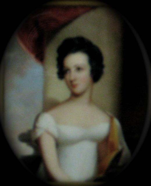 Mrs Mary Sophia <i>Carroll</i> Bayard