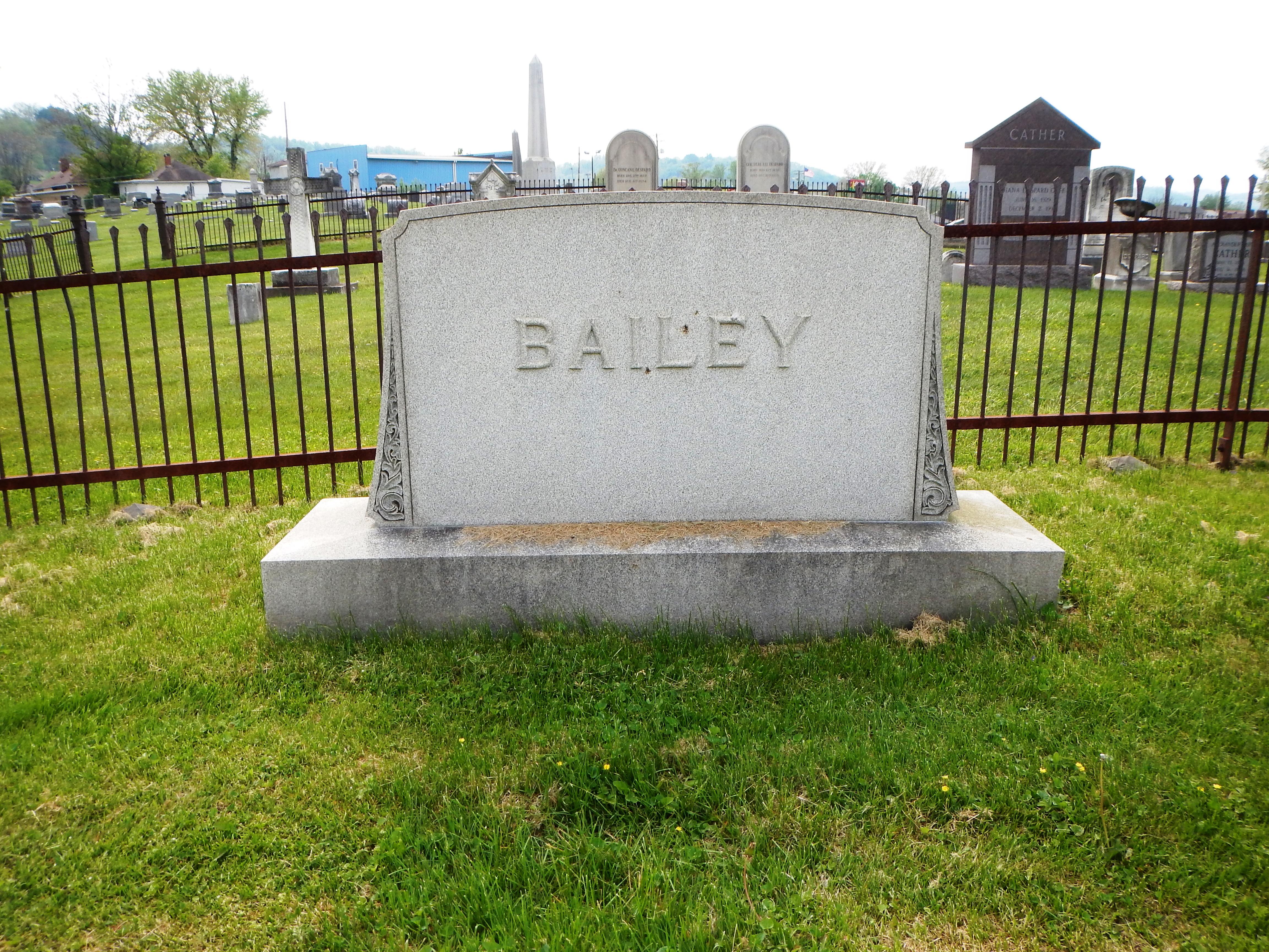 Edwin Davisson Bailey