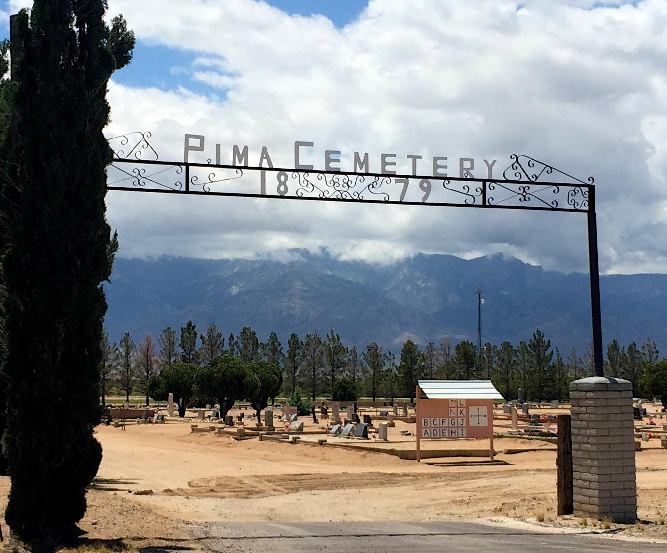 Pima Cemetery