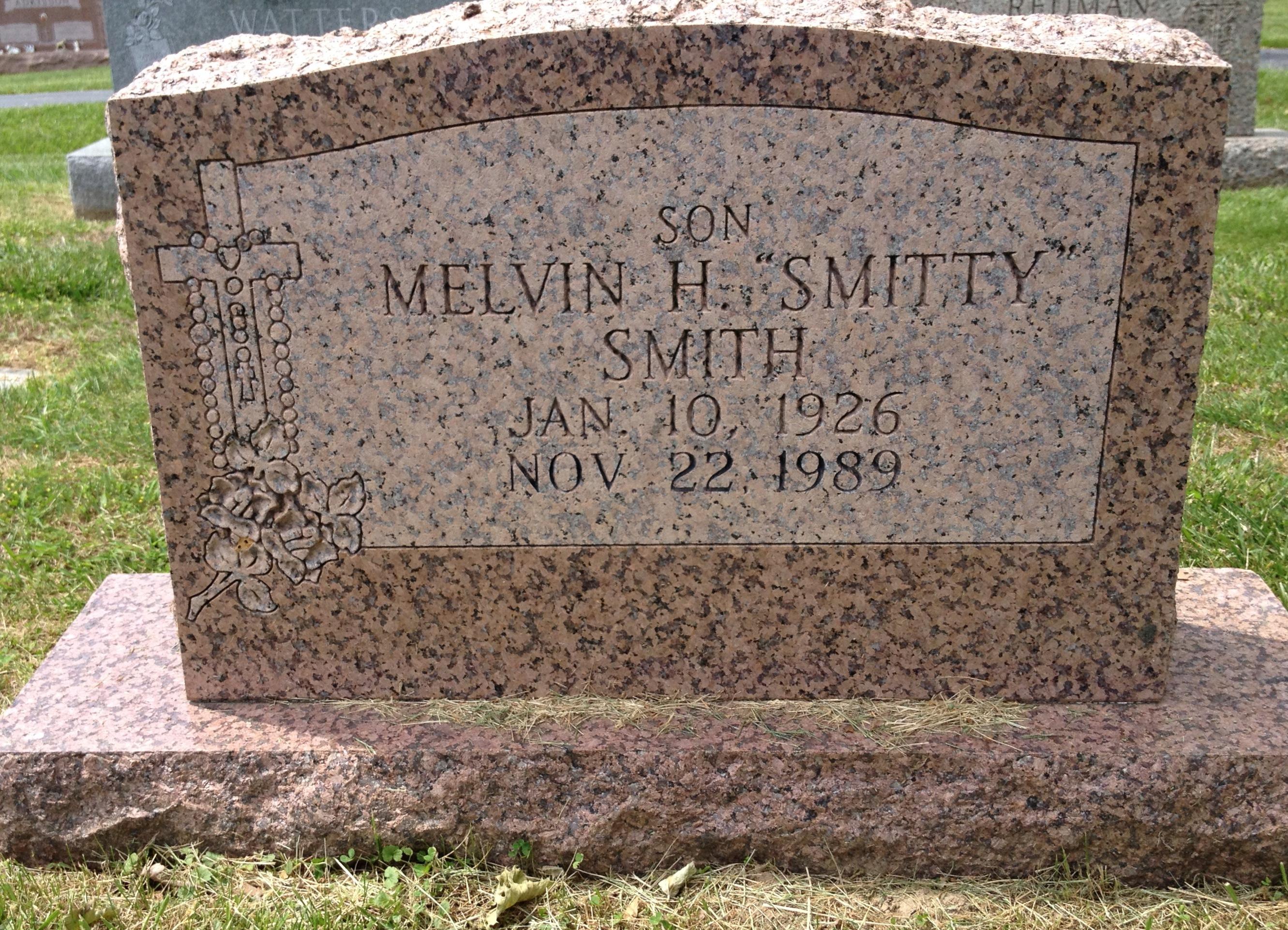 Melvin H. Smitty Smith